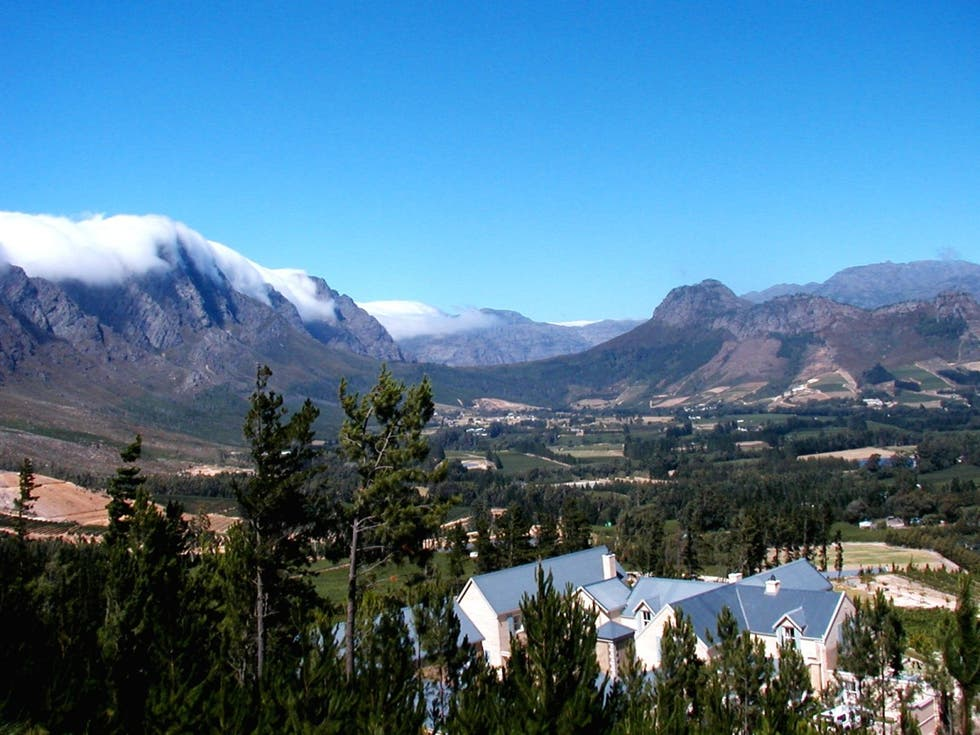 Cordillera en Cape Winelands