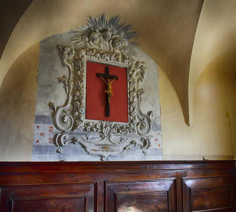 Turismo en Sagrestia della Basilisca di Santa Maria in Valvendra