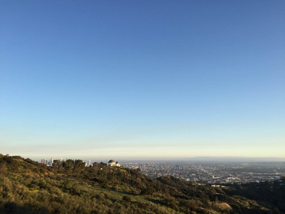 Sky in Hollywood