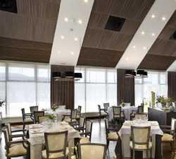 Sala en Restaurante Alba de Layos