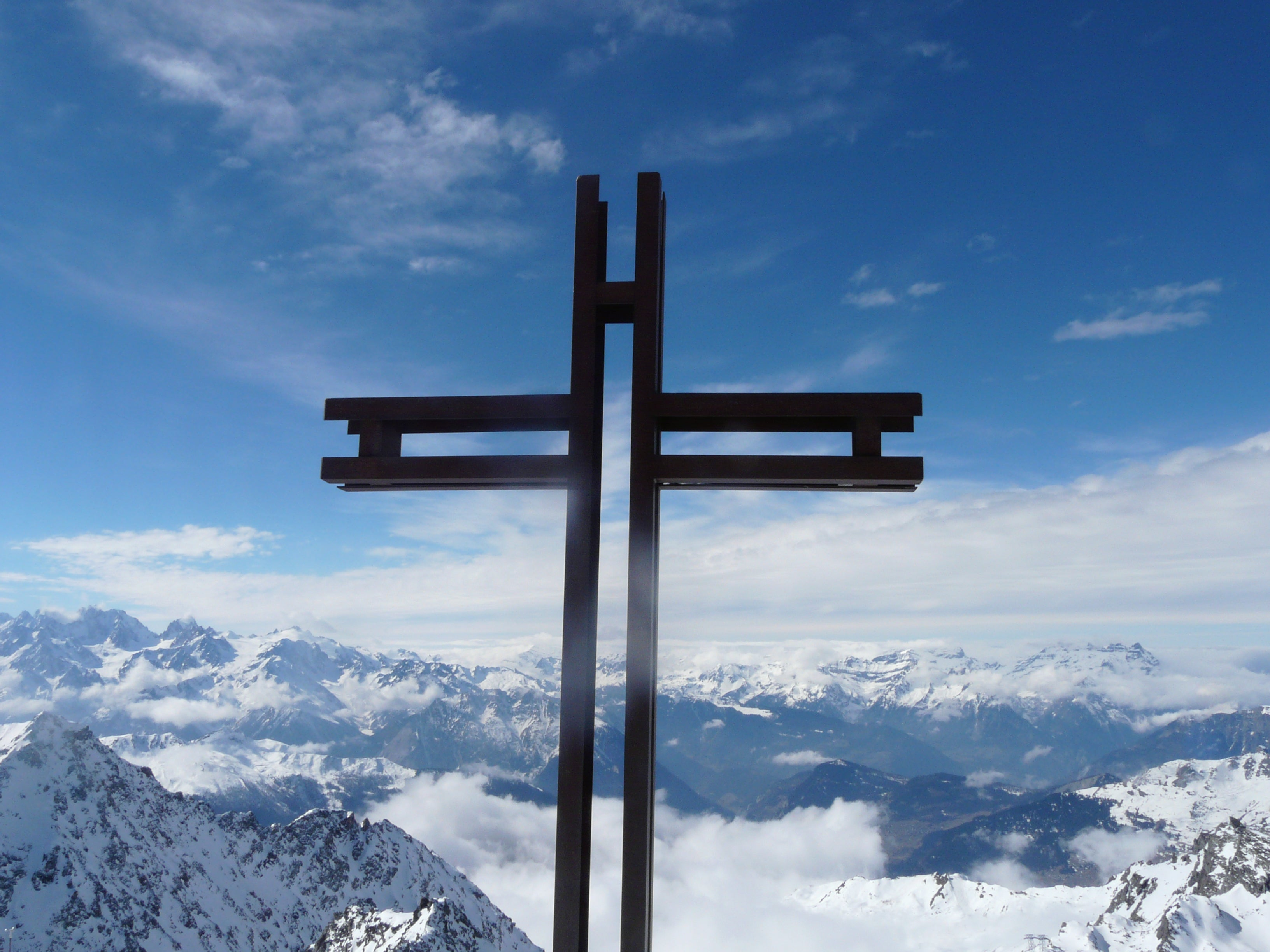 Cross in Sion