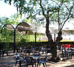 Plaza en Restaurante Valle de los Perales