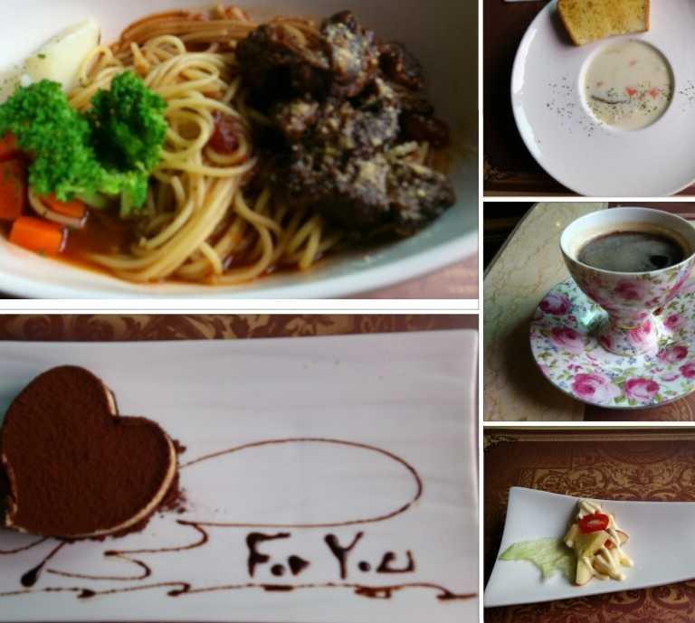 Dish in Nantou City