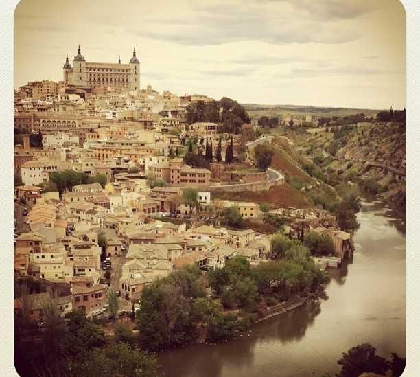 Emblemático en Parador de Toledo