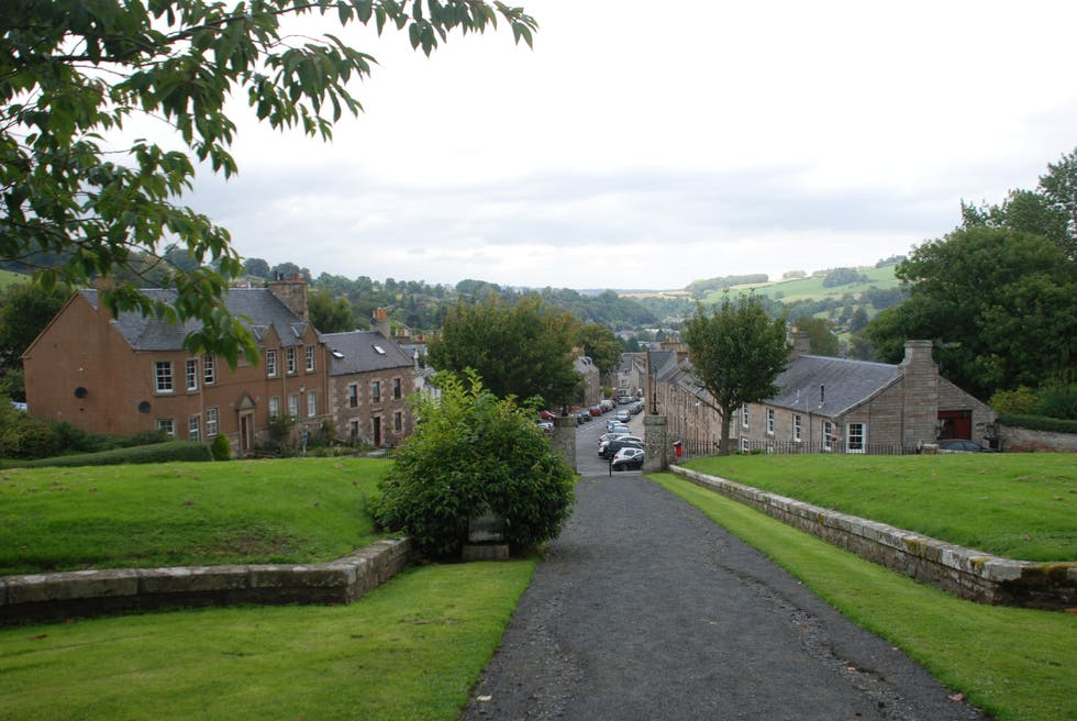 Estate in Jedburgh