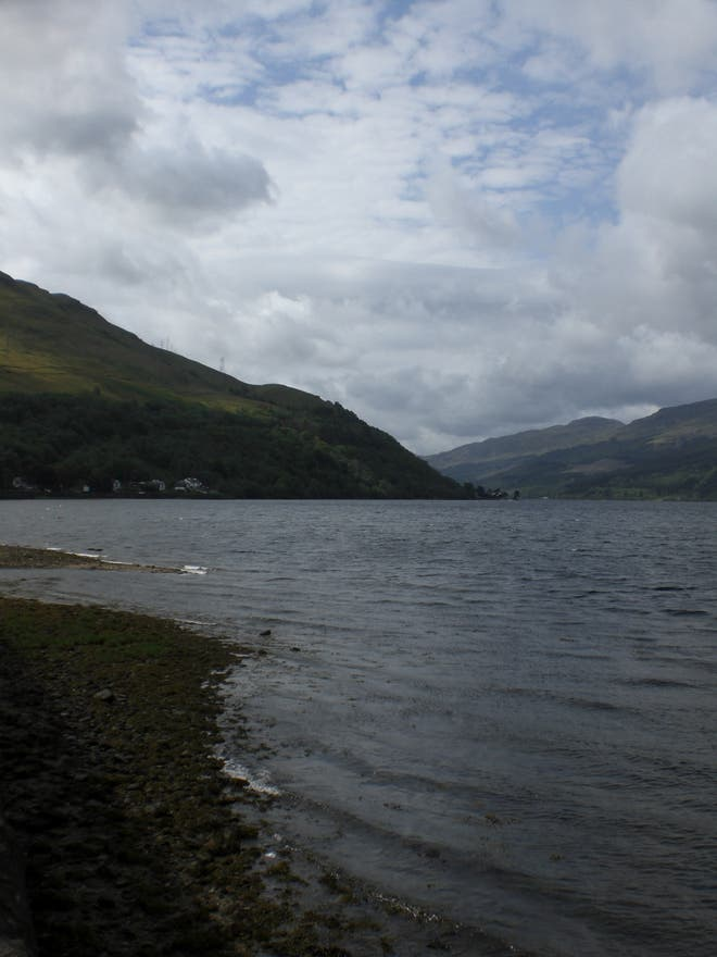 Mar en Loch Long