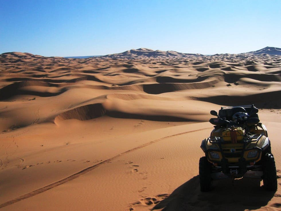 Off Roading in Meknes-Tafilalet