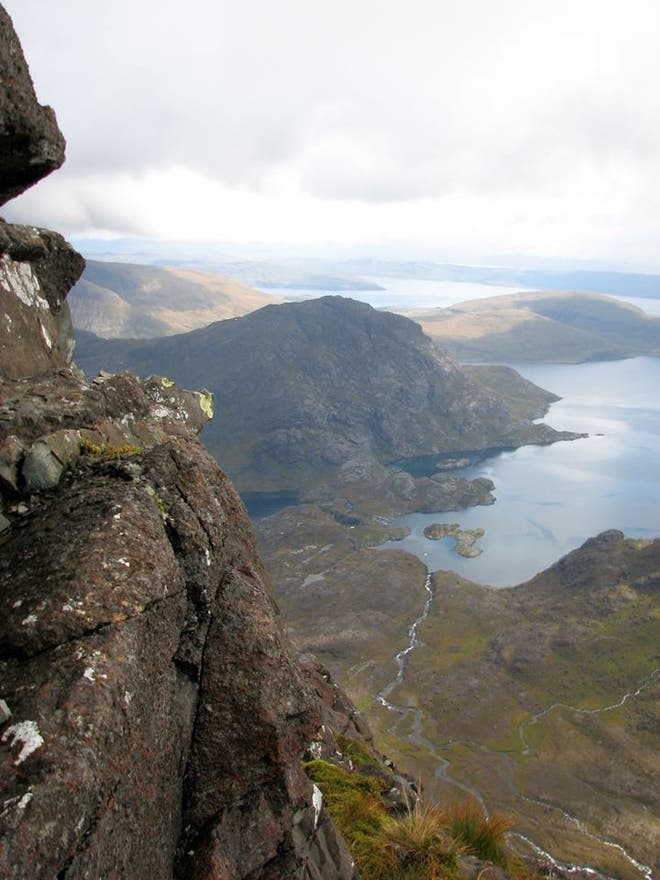 Naturaleza en The Black Cuillin