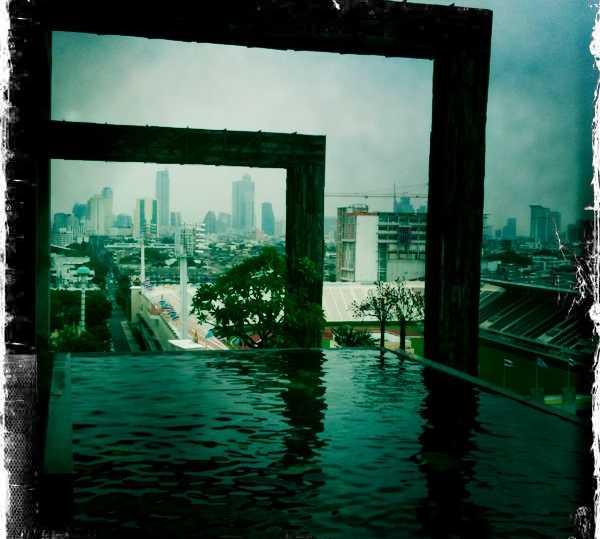 Arte moderno en Siam@Siam, Design Hotel Bangkok