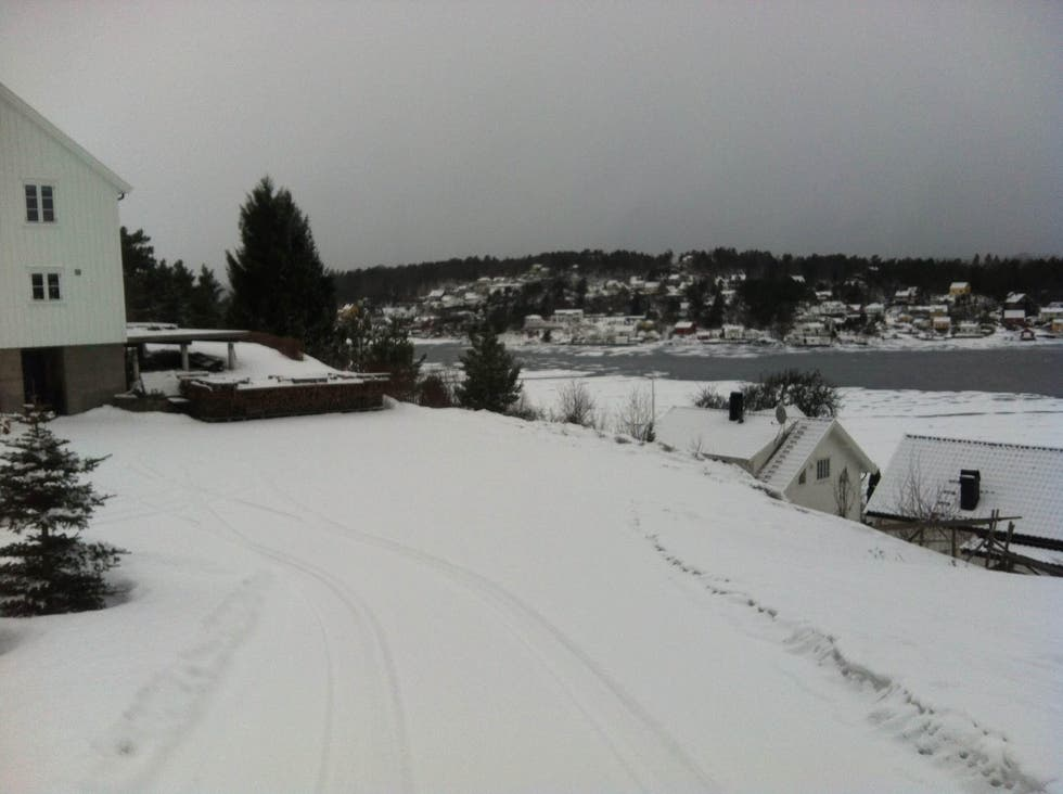 Inverno a Arendal