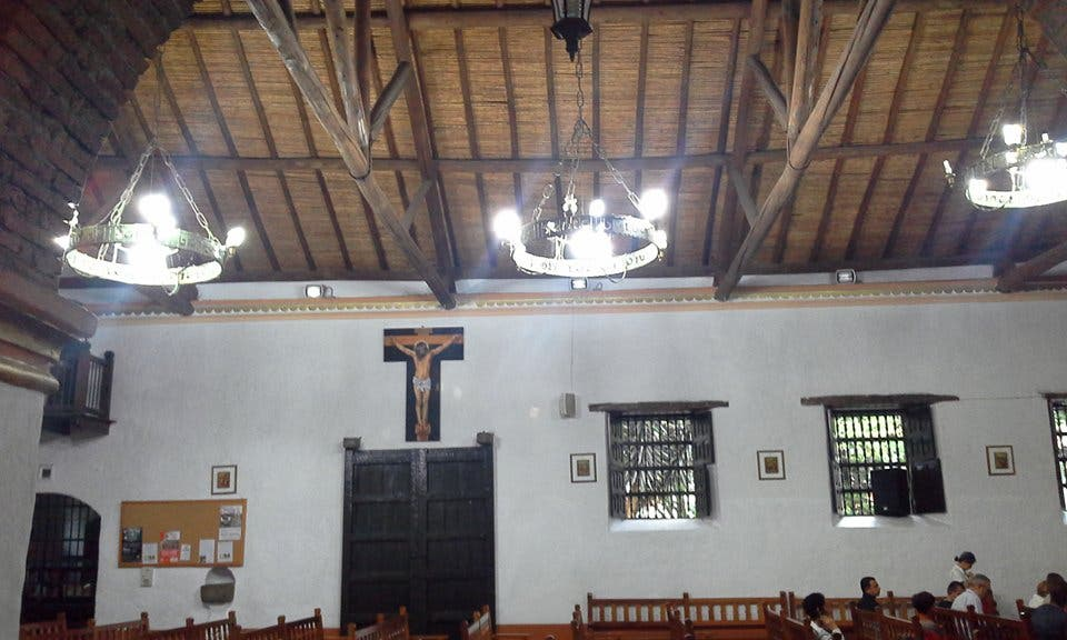 photos de iglesia de santa b rbara de la ayura galerie photos. Black Bedroom Furniture Sets. Home Design Ideas