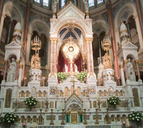 Basílica en Basílica del Santísimo Sacramento