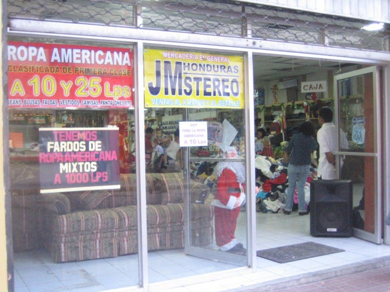 Retail Store in Tegucigalpa