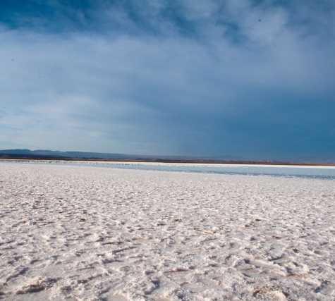 Mar en Salar de Tebinquiche