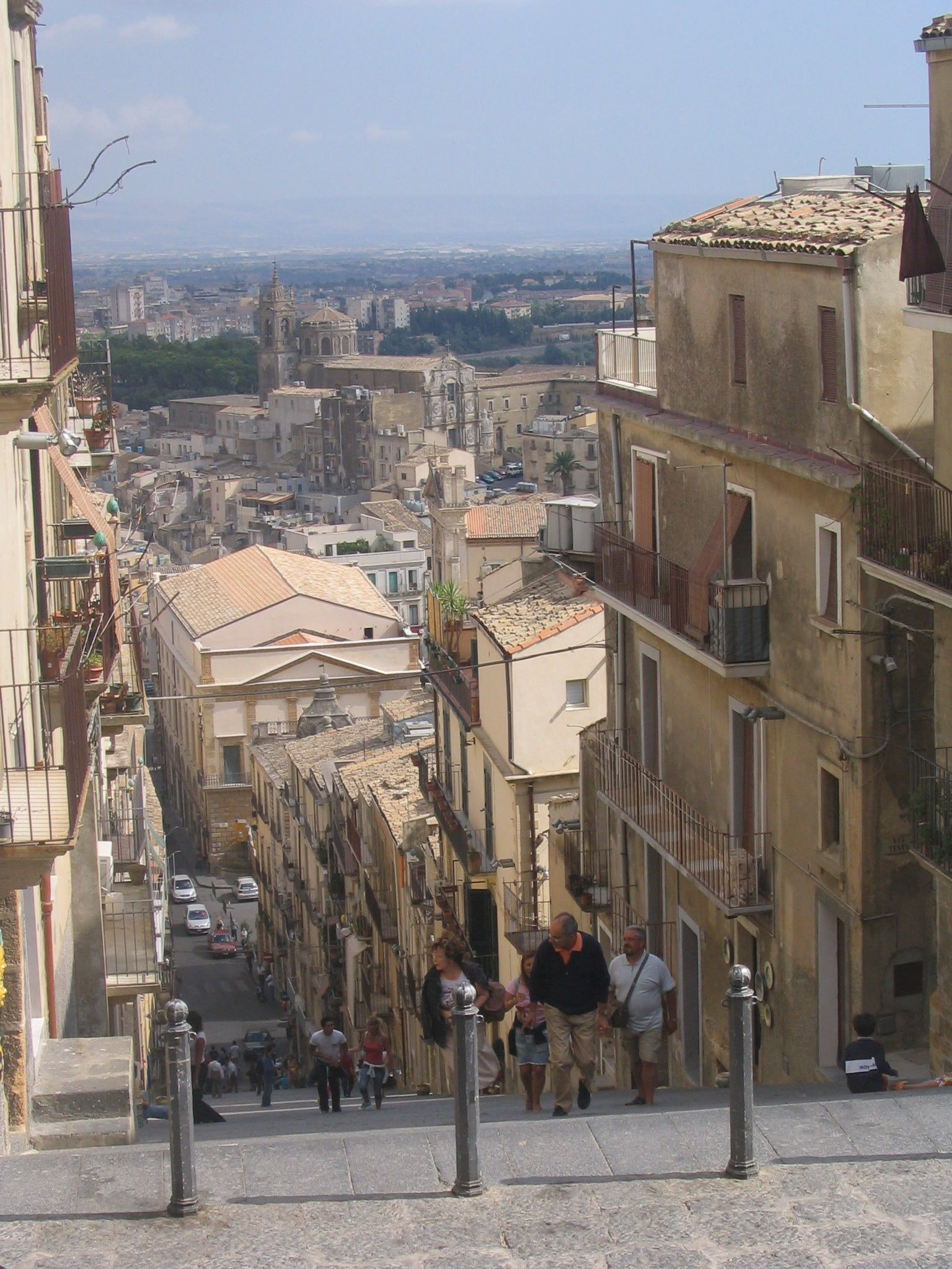 Neighbourhood in Caltagirone