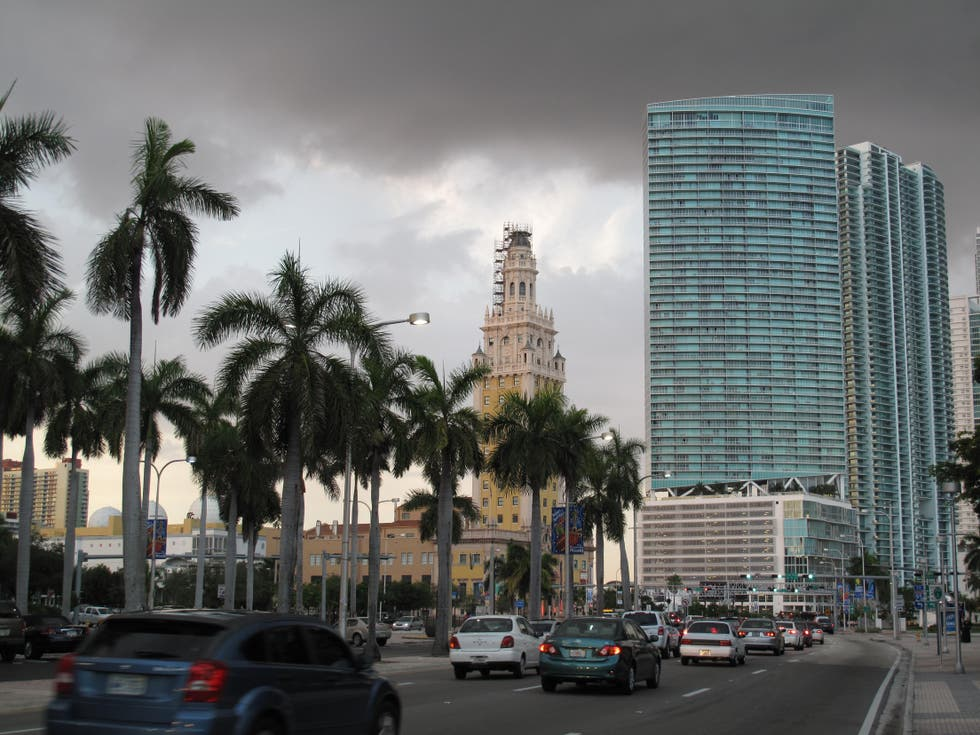 Arquitectura en Downtown Miami
