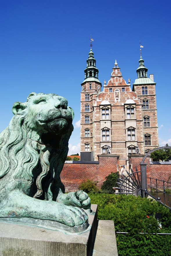 Estatua en Copenhague