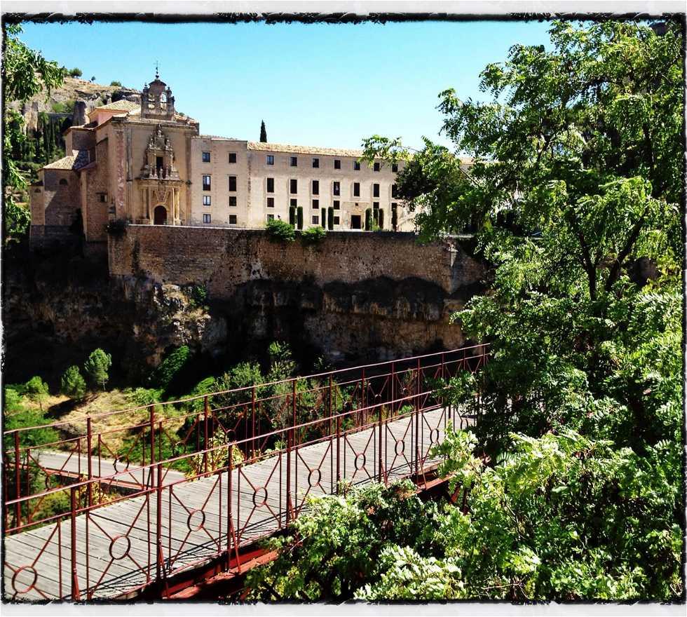 Canal en Casas Colgadas de Cuenca