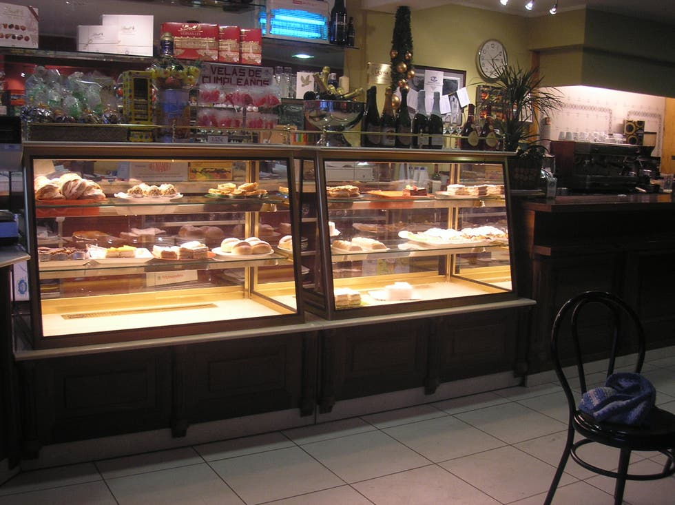 Bakery in Cercedilla