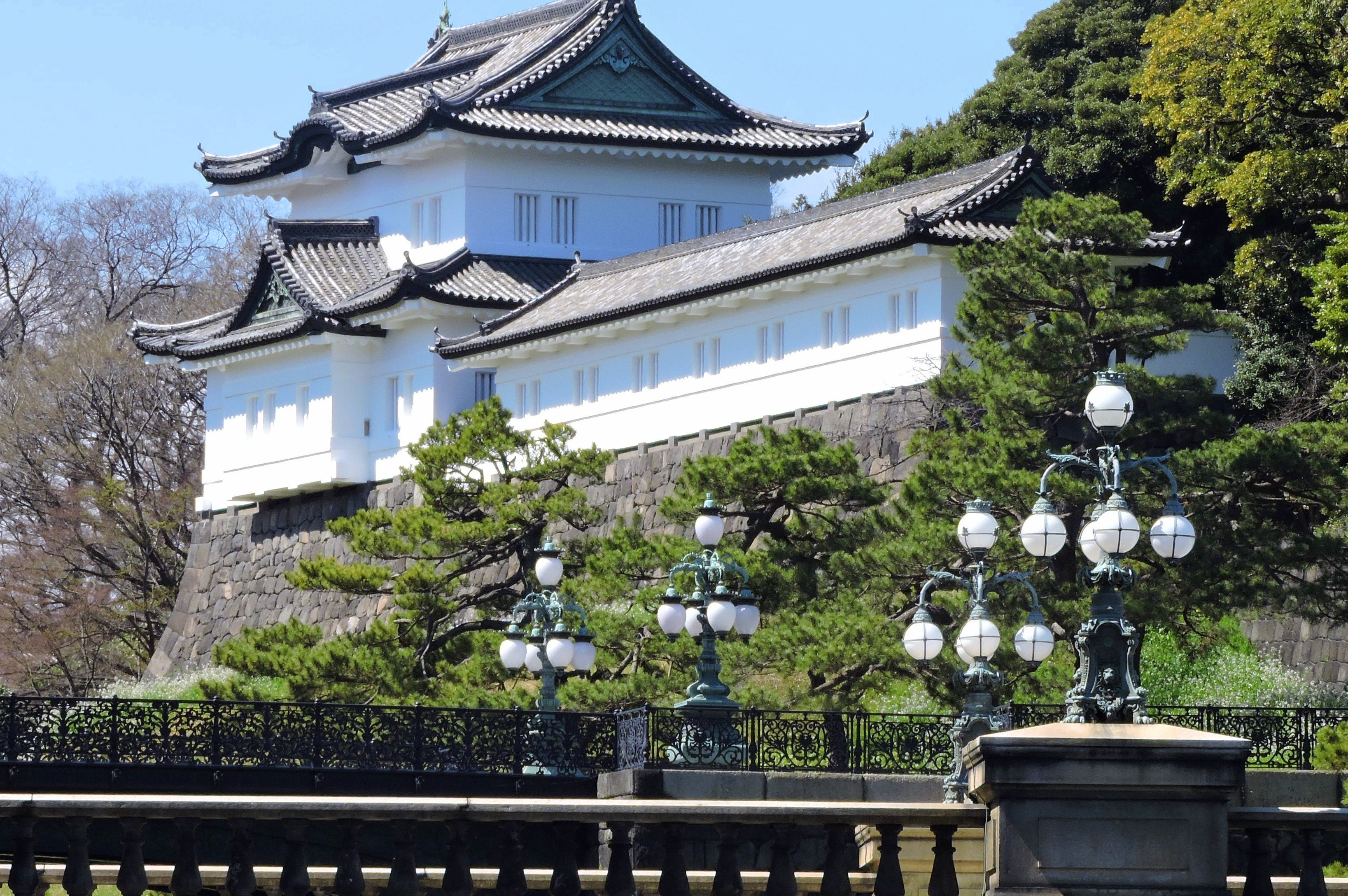 Photos Of East Gardens Of The Imperial Palace Images