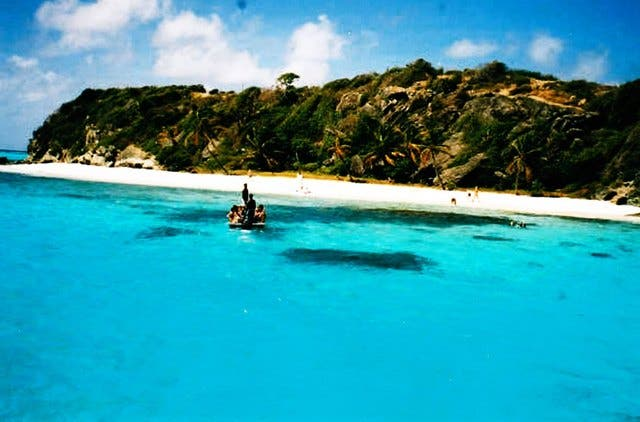 Island in Saint Vincent and the Grenadines