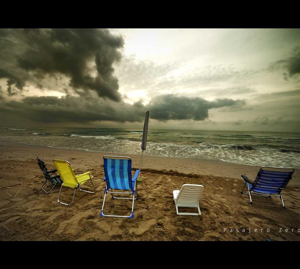Orilla en Playa de Morro de Gos