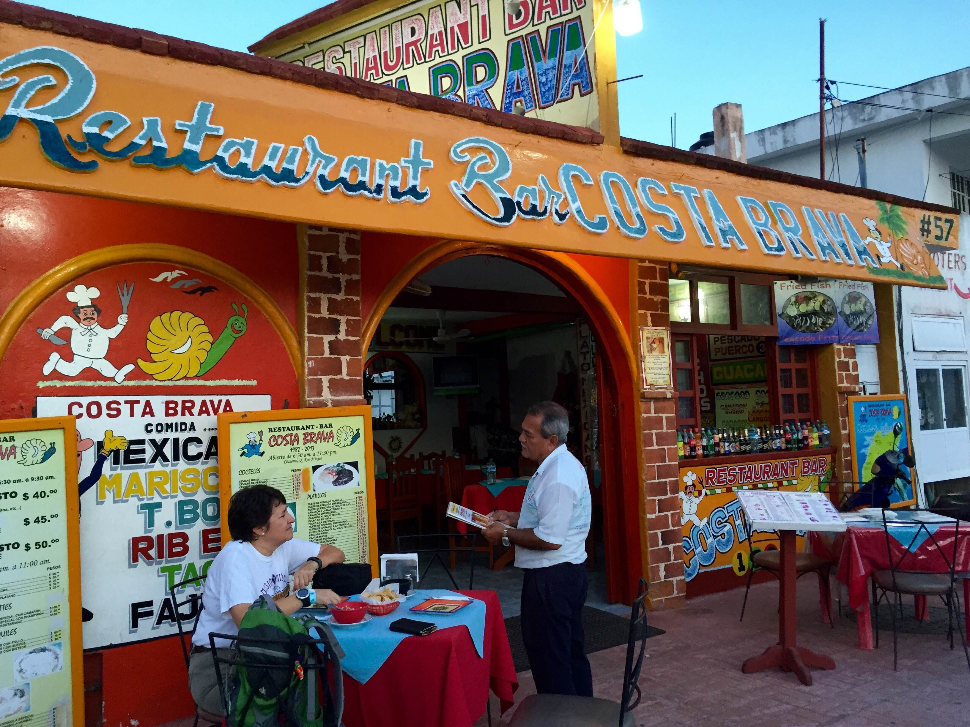 Most Popular Fast Food Place In Mexico