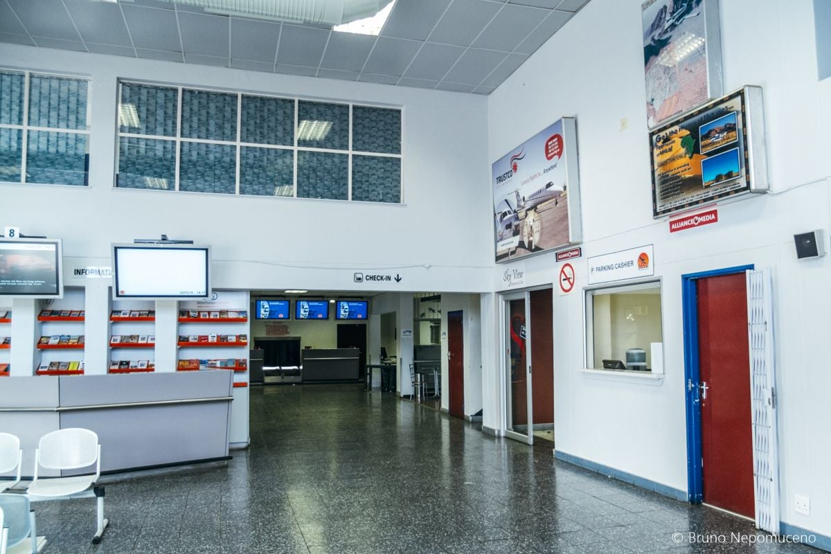 Tourism in Eros Airport