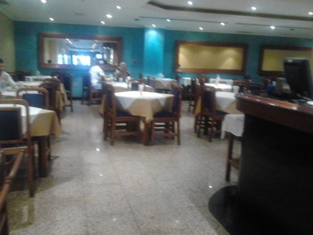 Lobby in Restaurante Bar Milenio