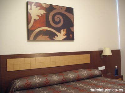 Pared en TCH Hotel