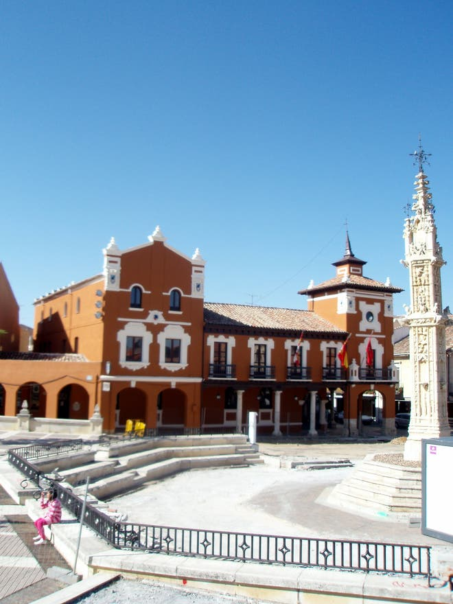 Finca en Plaza Mayor