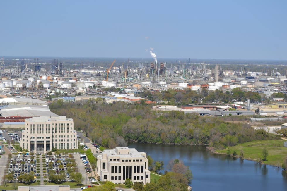 Aerial Photography in Baton Rouge