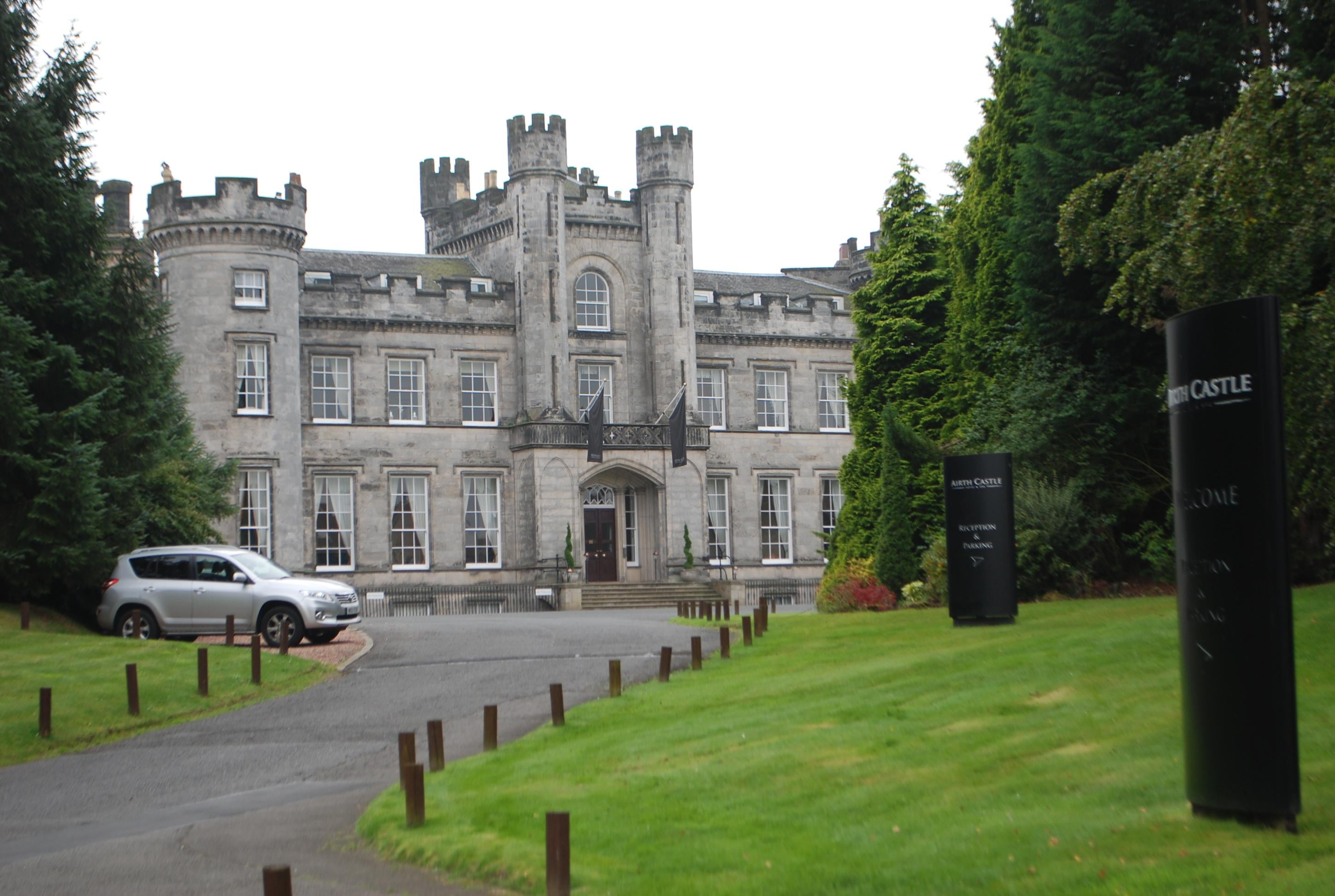 Hotels Near Airth Castle