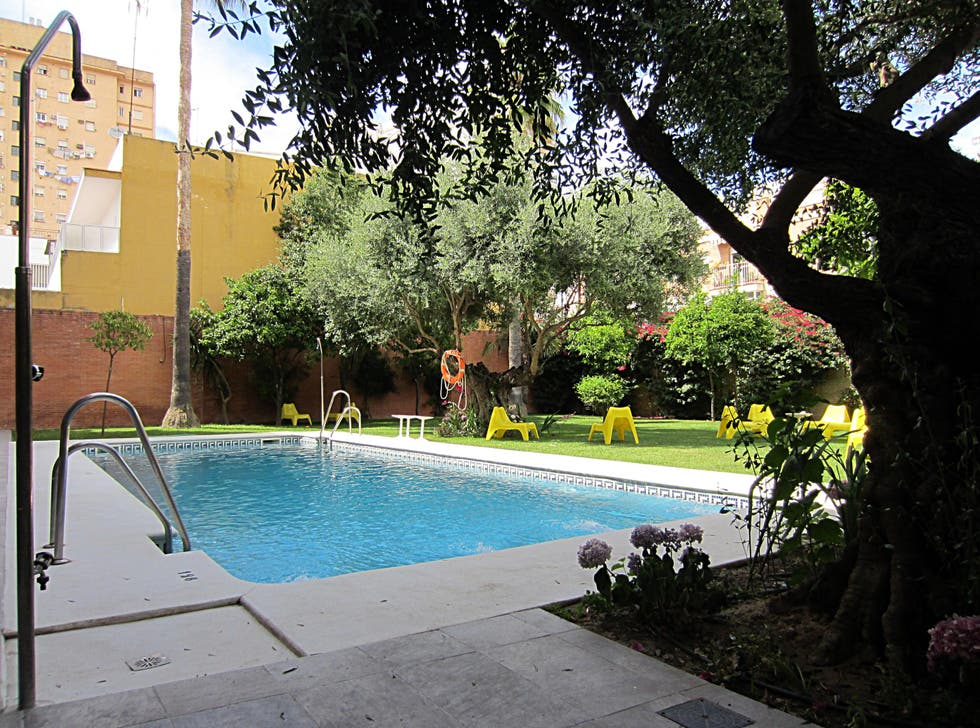 Photos Of Swimming Pool In Aacr Hotel Monteolivos Seville 7501312