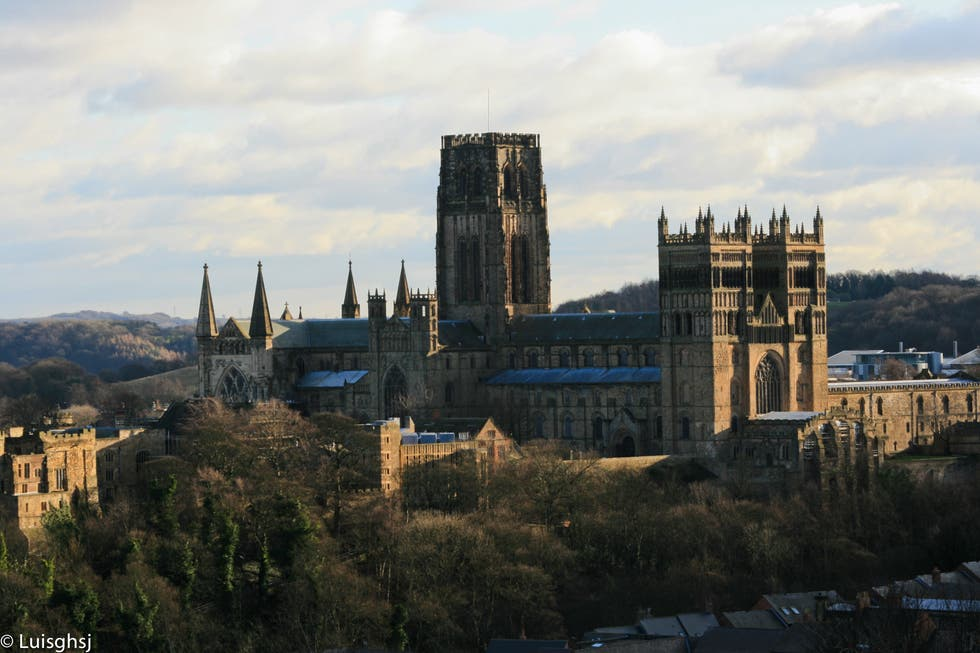 Skyline in Durham