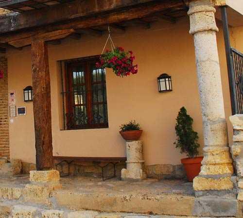 Aldea en Casa rural Sinesio Delgado