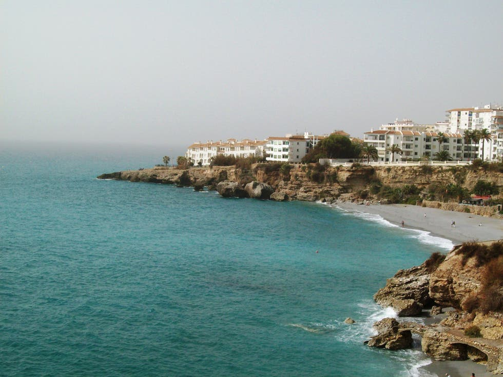 Cape in Nerja