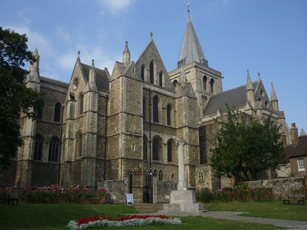 Cathedral in Rochester