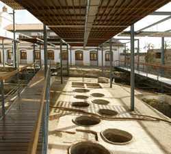 Fotos de madera en museo etnogr fico de talavera de la for Muebles talavera de la reina