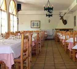 Taberna en Hostal La Noguera
