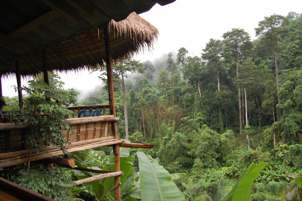 Resort en Hotel Akha Village Guesthouse
