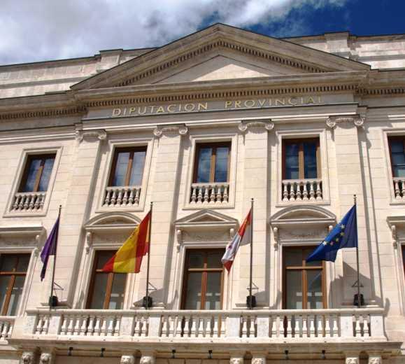 Casa en Palacio de la Diputación