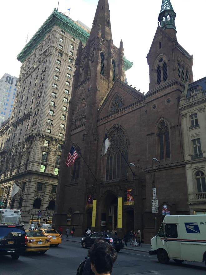 Iglesia en Fifth Avenue Presbiterian Church