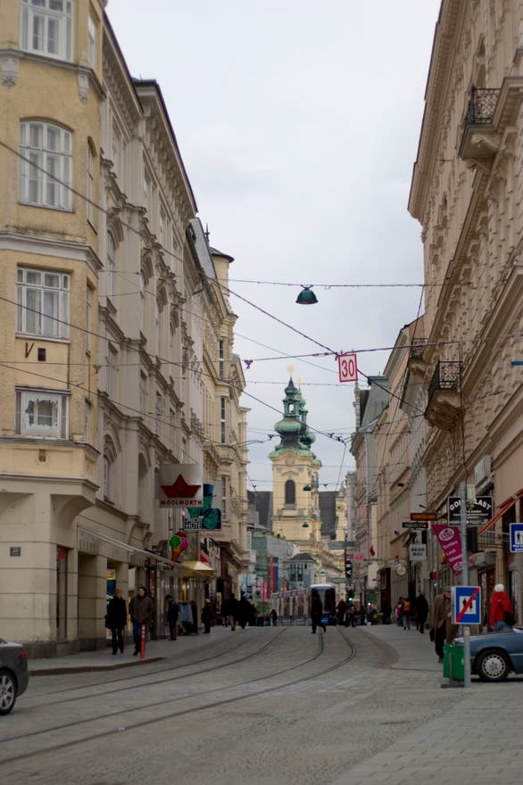 Town in Linz