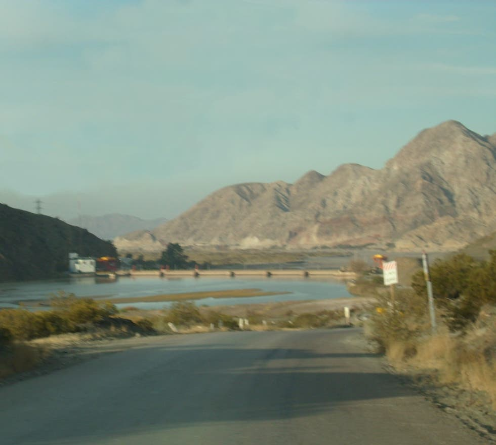 Costa en Lago Ullum-San Juan