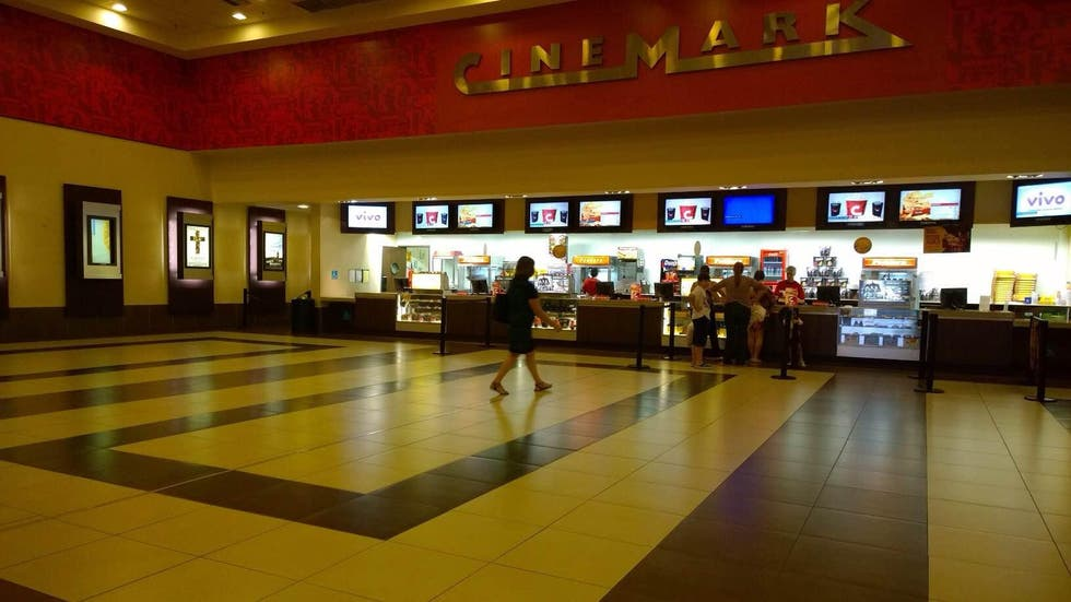 Restaurante en Cinemark