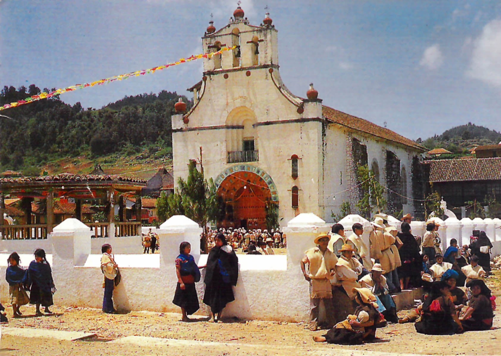 Spanish Missions In California in Chiapas