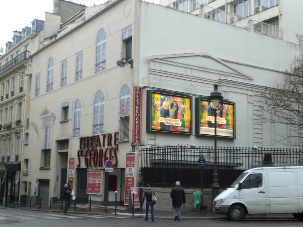 photos of st georges theatre images
