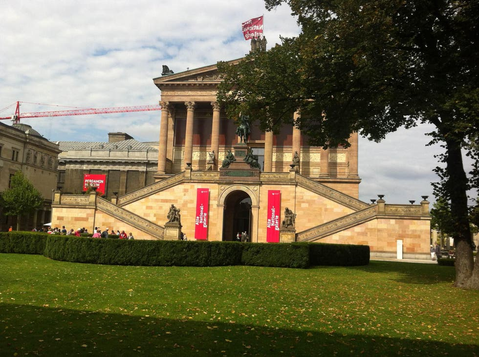 Finca en Alte Nationalgalerie