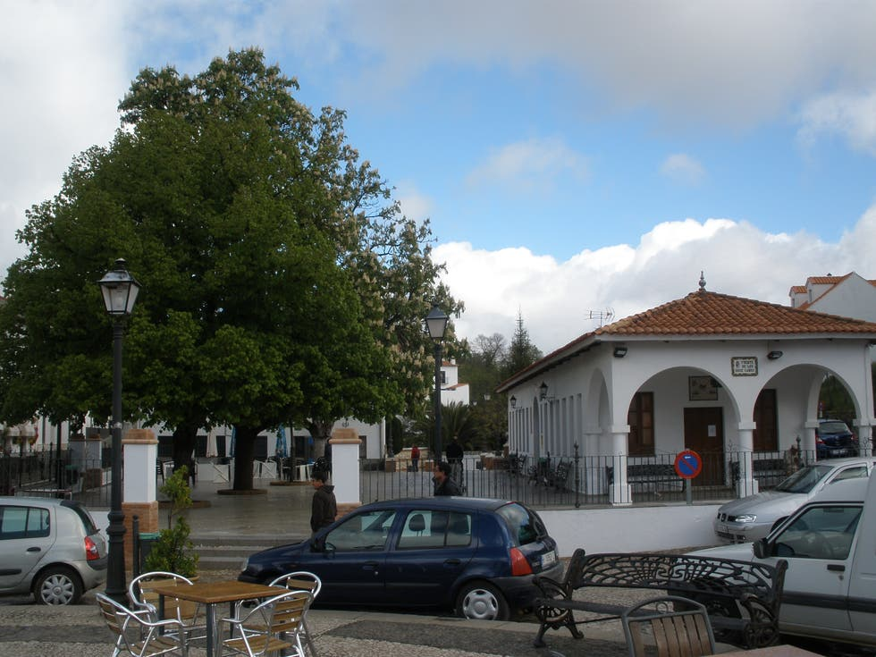 Villaggio a Fuenteheridos